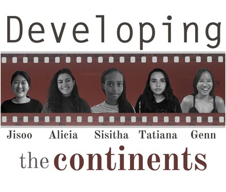 Developing the continents